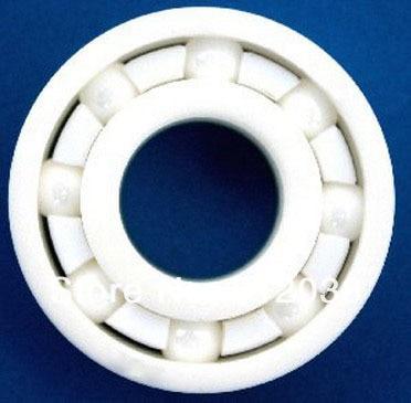 ZrO2 كامل السيراميك 6806 الكرات 30 ملليمتر * 42 ملليمتر * 7 ملليمتر تحمل