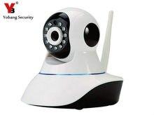Yobangsecurity ios 안드로이드 app 제어 2.4g 무선 와이파이 ip 카메라 hd 720 p yoosee 카메라 yb103 경보 시스템