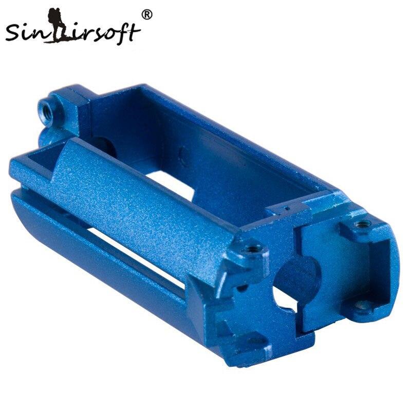 SINAIRSOFT Motor Base montaje de motor soporte Motor Marco de Motor para AK47 AK74 serie HuntingGun accesorios airsoft aeg SA1200