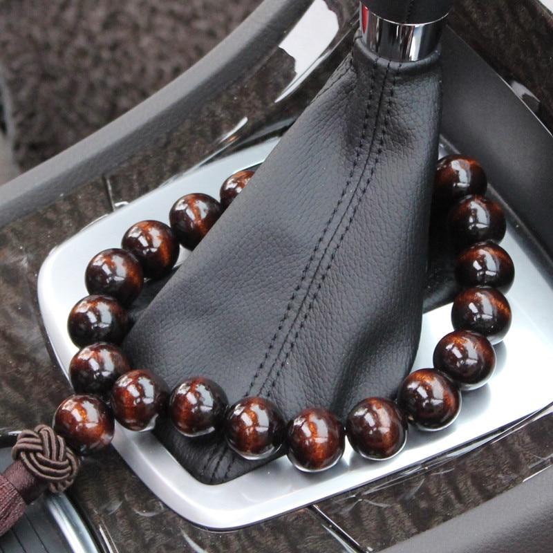 Car bead car mirror pendant pendant rosewood Buddha bracelet rear view hanging car decoration beads jewelry