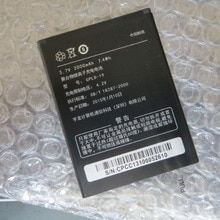 For Coolpad High Quality Original 8720L/Q 7295589172705872 mobile phone battery 87055930 CPLD-19 Rep