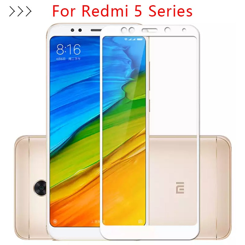 Protective Glass For Xiaomi Redmi Note 5 A Pro Plus 5a A5 Prime Tempered Glas Screen Protector Case On Ksiomi Xaomi Xiomi Red Mi