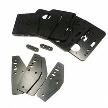 Набор алюминиевых композитных пластин Funssor DIY ACRO, изготовленный с ЧПУ, набор меламиновых пластин 6 мм для системы ACRO