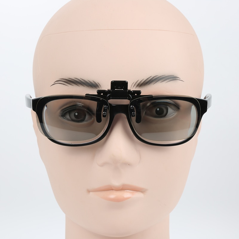 3D очки в красной и синей оправе с анаглифами для фильмов игр DVD видео ТВ Dvd