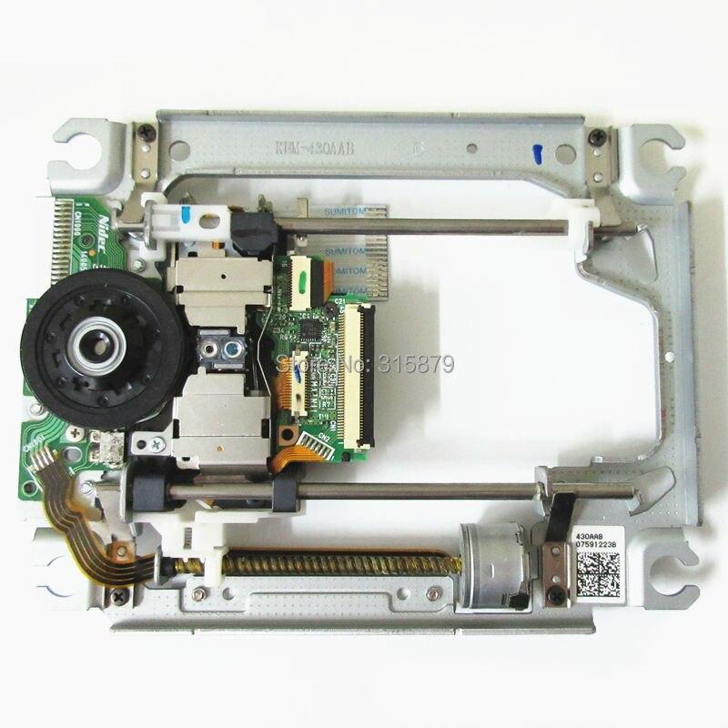 Nuevo KEM-430AAB Original para SONY PS3 consola Blu-ray lente láser 430AAB KES-430A con mecanismo