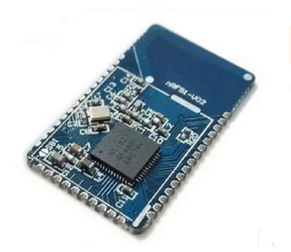 NRF51822 NRF51822-02 BLE4.0 low power Bluetooth gegevensoverdracht Slave module