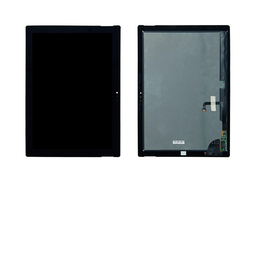 Para Microsoft Surface PRO 3 1631 V1.1, pantalla Lcd de cristal de Digitalizador de pantalla táctil, montaje de superficie Pro3 LCD