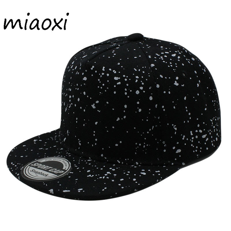 Miaoxi/Новая модная детская бейсболка, кепка в горошек для мальчиков и девочек, модные летние бейсболки в стиле «унисекс», с регулируемой спинкой