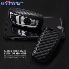 Car Styling Auto Key Protection Shell Cover Case Remote Controller for Bmw F05 F10 F20 F30 Z4 X1 X4