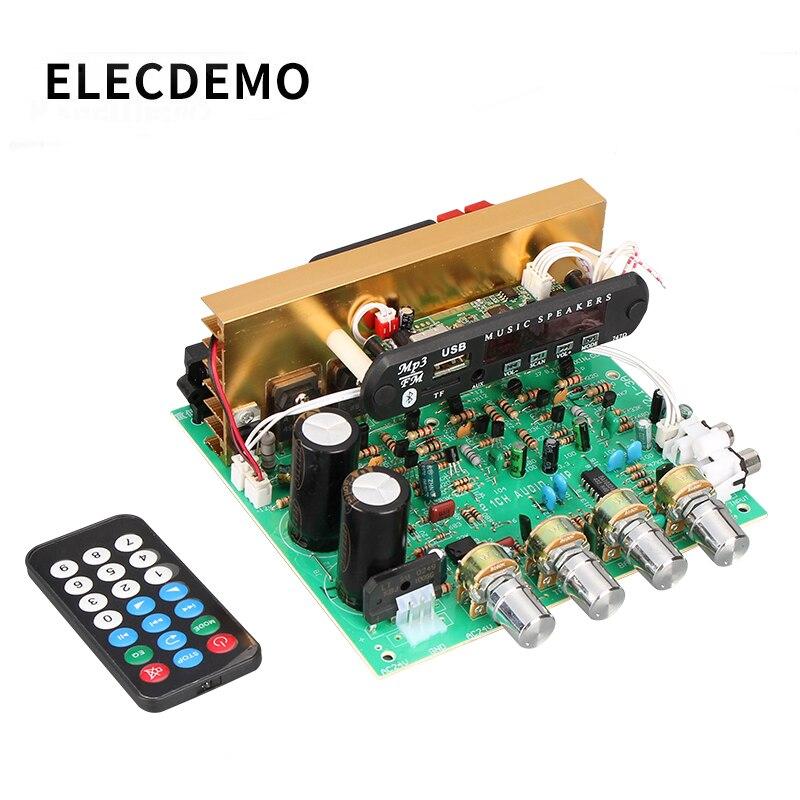 Tarjeta amplificadora de Audio Bluetooth para cine en casa tarjeta amplificadora de...