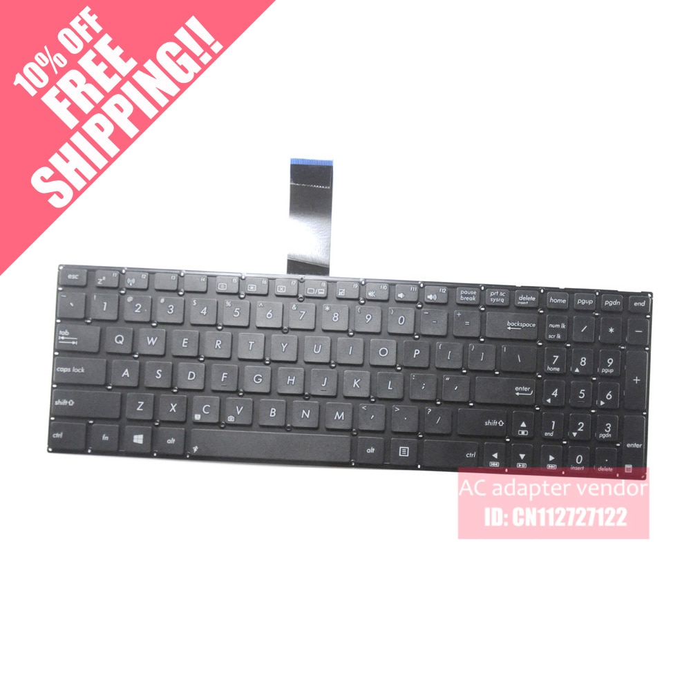 Клавиатура для ASUS K56 K56CA K56C K56CM A56 A56C S56C S56