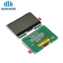 12864-06D, 12864, LCD module, COG, met Chinese lettertype, dot matrix scherm, spi-interface