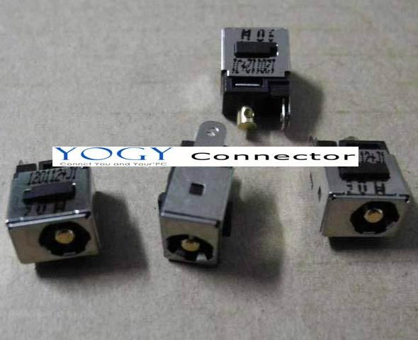 1x nuevo conector de toma de corriente continua apto para Toshiba Satellite T135D L640 L645 2,5mm