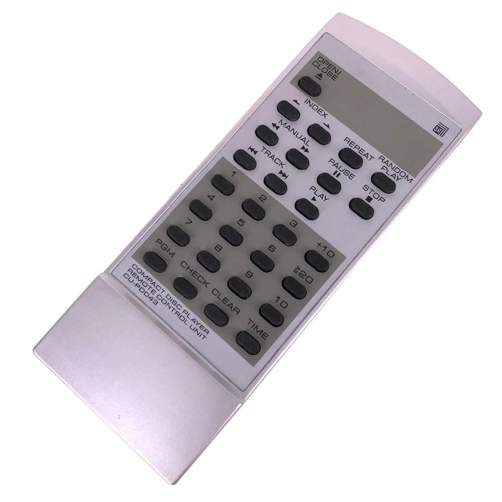 (2 шт./лот) Новый пульт дистанционного управления для Pioneer cd-плеера CU-PD043 PD-HS7 PD8070 P6050 9700 PD2000 PD-3000