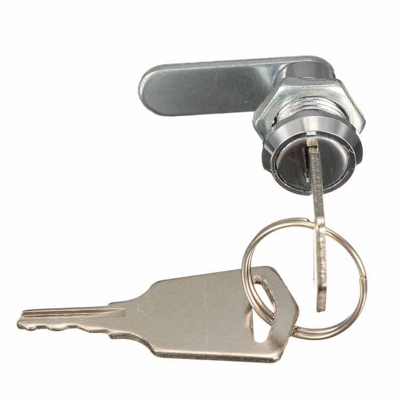 Цинковый сплав кулачковые Цилиндрические замки инструмент двери шкафа ящика замки на шкаф безопасности замки для дома мебельная фурнитура