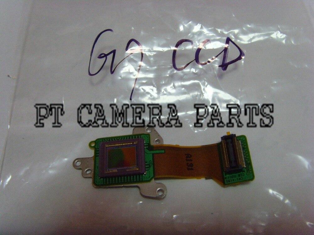 Original genuino G9 lente sensor de imagen CCD para Canon Powershot G9