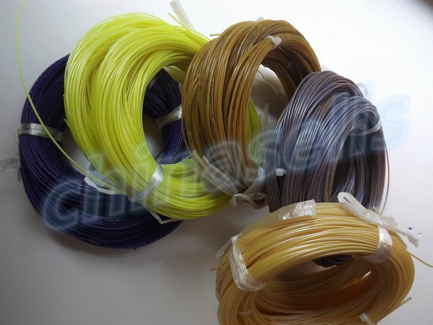 120PCS 12M Rough 1.30MM tennis string line Power tennis rackets strings training racquet string line