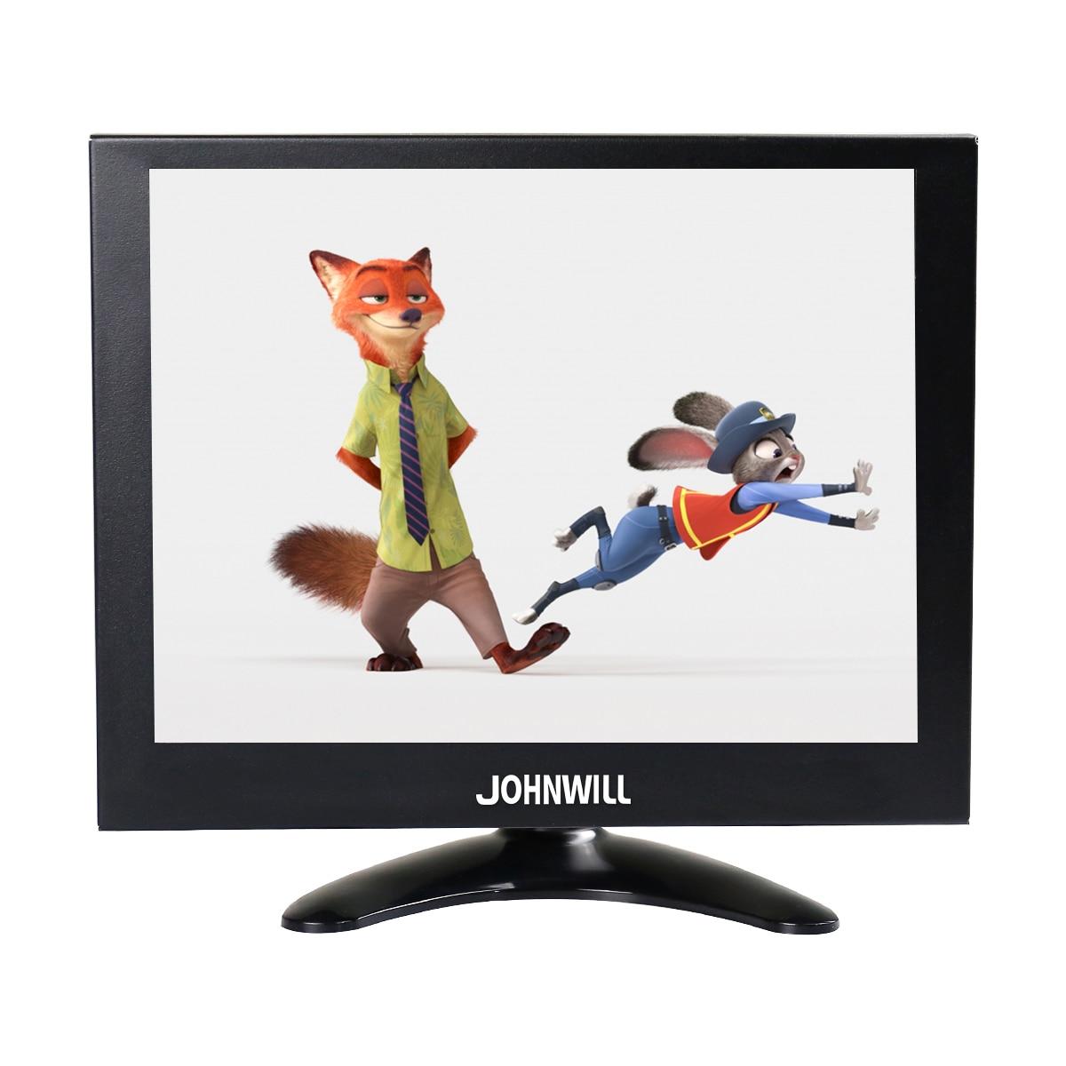 "9.7"" Inch Black Metal Shell 1024x768 HD Portable LCD Display for PS3/xbox PC Camera Viewfinders AV Input/VGA/HDMI/BNC 8"" Monitor"