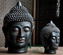Figure de bouddha en gros   Protection de famille, Talisman # Retro bouddhisme FENG SHUI
