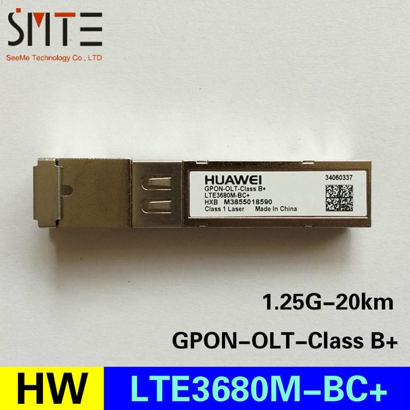 Placa Original HW LTE3680M-BC + gpon-olt-clase B + para HUAWEI OLT
