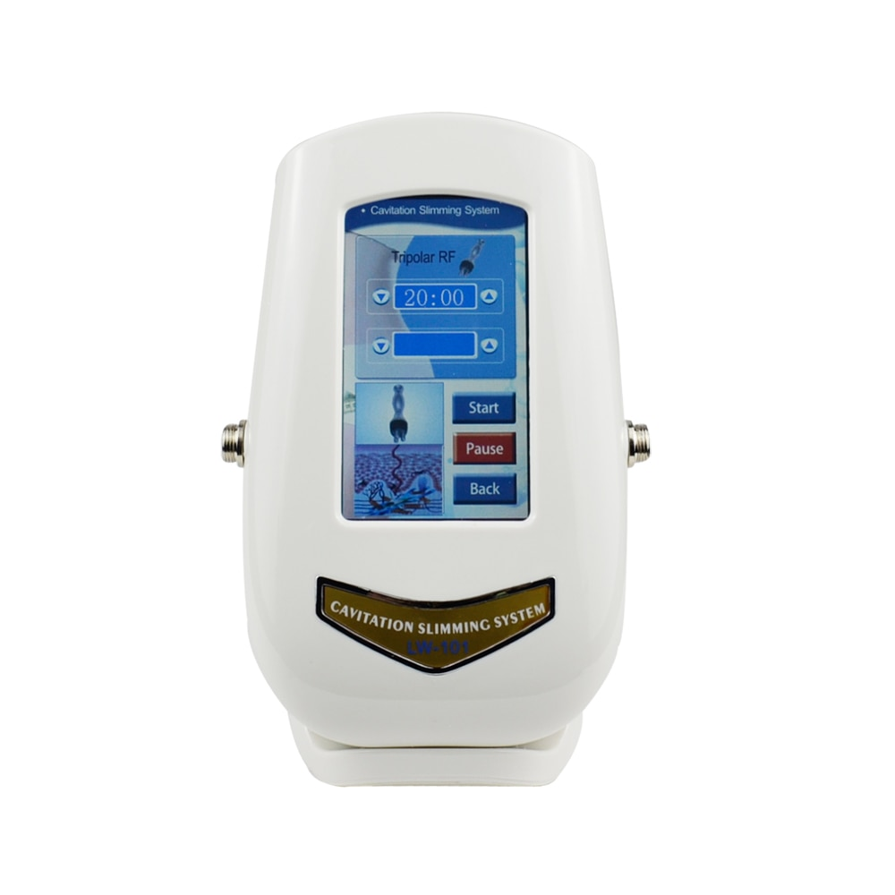 40K Cavitation Body Shaper Fat Tighten Slim Firm Skin Tone Fitness Beauty Machine Loss Weight RF Wrinkle Removal Anti-aging enlarge