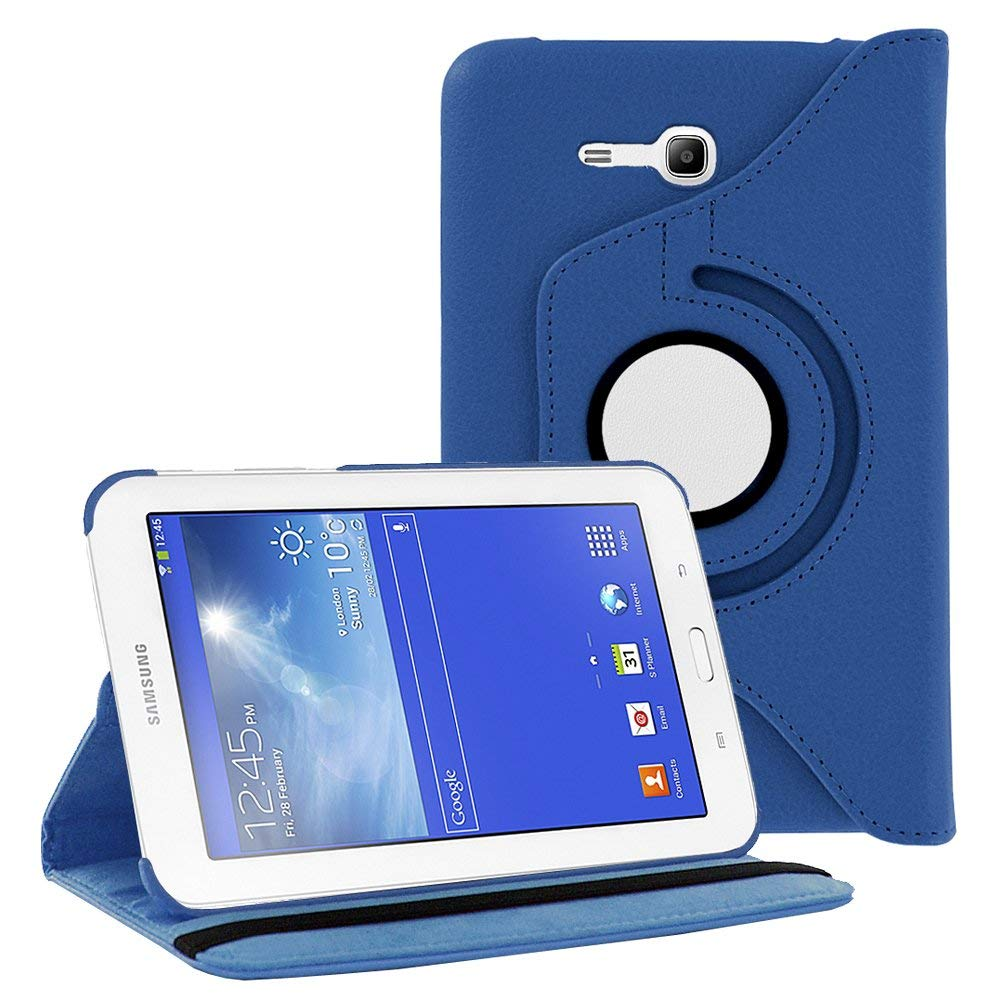 "Caso Para Samsung Galaxy Tab Lite 3 7 ""Capa 360 Graus de Giro Stand Case SM-110 T110 T111 Tab E 7.0 T113 T116 T113 Caso Tablet"