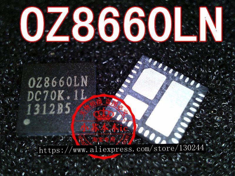 2 unids/lote OZ8660LN 0Z8660LN 8660LN QFN-40 nuevo original