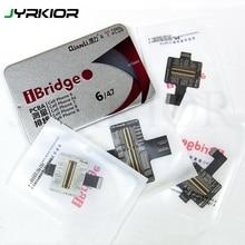 QianLi iBridge Logic Board Diagnose Prüfung Werkzeug Mainboard Pin FPC Prüfung Kabel Für iPhone 6/6P/6S/6S Plus/7/7 Plus/8/8P/X