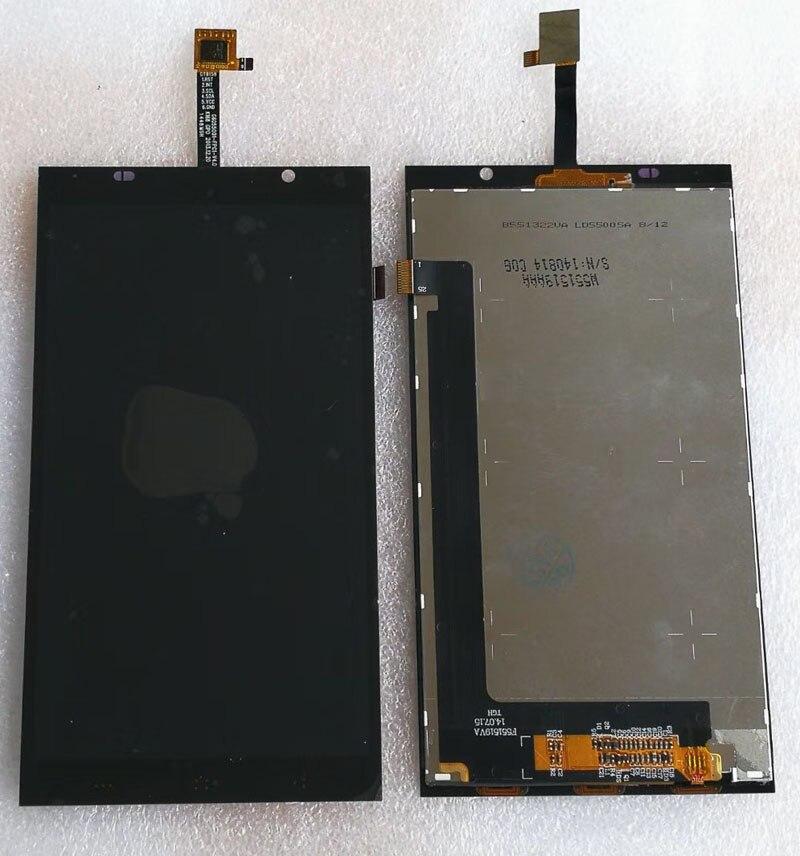 Prueba ok para Kingzone K1 LCD pantalla táctil montaje de sensor digitalizador con pegatinas 3m gratis