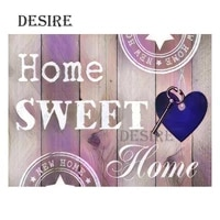 EASHRU diamant peinture point de croix violet lettre maison doux carre mosaique photo strass bricolage diamant broderie PT1711