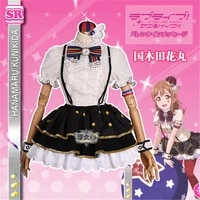 love live sunshine circus kunikida hanamaru unawakened training suit cosplay costumes o