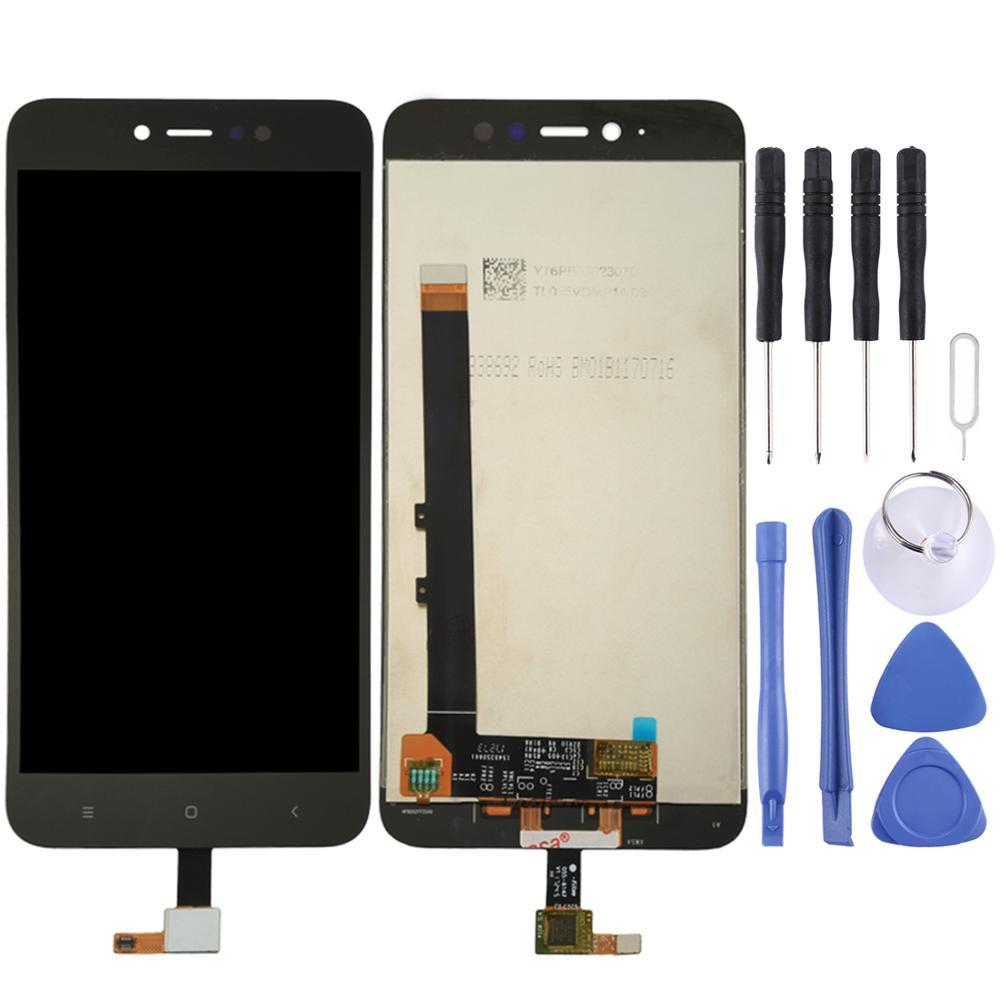 شاشة LCD ل شاومي Redmi 5 زائد شاشة LCD عرض تعمل باللمس محول الأرقام الجمعية شاشة AAA جودة