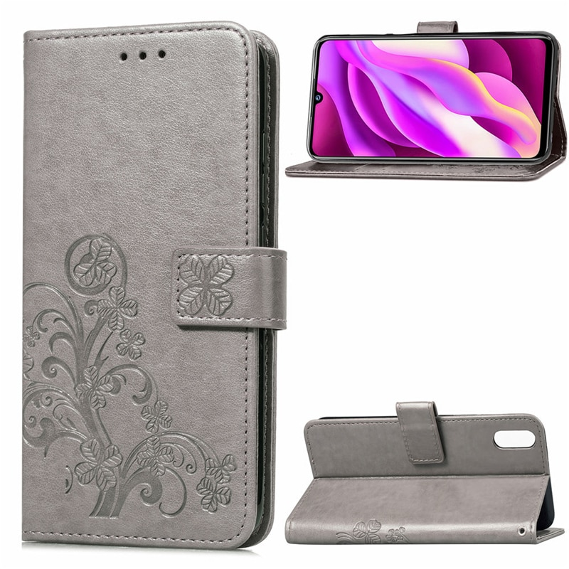 Youthsay For Vivo Y97 Case Luxury Leather Flip Wallet Phone Case For BBK Vivo Y97 Cover For Vivo Y97