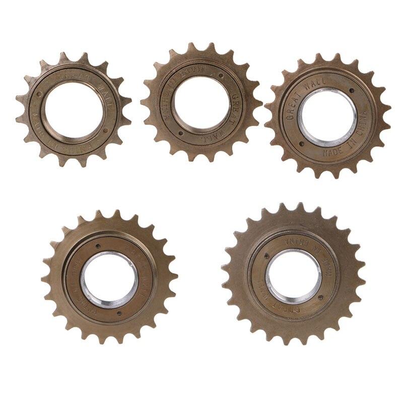 BMX Bike Bicycle 16/18/20/22/24T Tooth Single Speed Freewheel Sprocket Drop Shipping