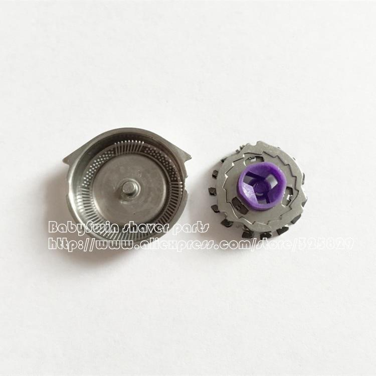 Neue 2x Ersatz Rasierer Kopf für philips HQ8 PT860, PT870 AT890 HQ7760HQ8875 HQ7320Razor Klinge Kostenloser Versand