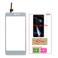 Pantalla táctil móvil TouchGlass para Xiaomi Redmi 4X/Redmi Note 2 Note 3 Note 5A 4A pantalla táctil de cristal Sensor de panel digitalizador