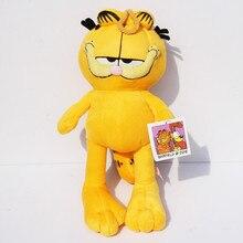 30 cm Mooie Film Cartoon Garfield Kat Soft Knuffels Pop