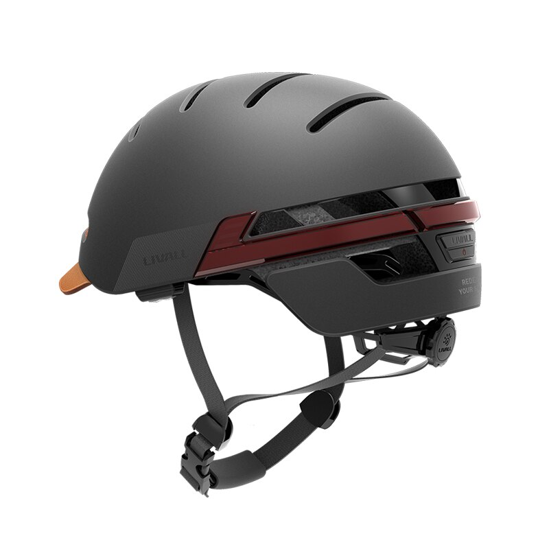 Hot sale New style Smart Bike Helmet Wireless Turn Signal Handlebar Remote Bluetooth Speaker for Cycling Mounting Skateboarding