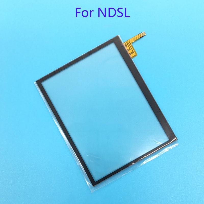 Дигитайзер экран для NDSL Nintendo DS Lite нижний сенсорный экран объектива