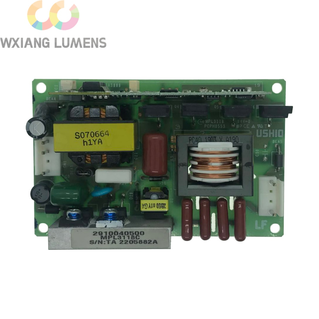 Projector Ballast Lamp Power Supply Lamp Driver MPL3118C Fit for Viewsonic VS14147 ASK S1200/C2320/C2270/C2220 ACTO LX221ST