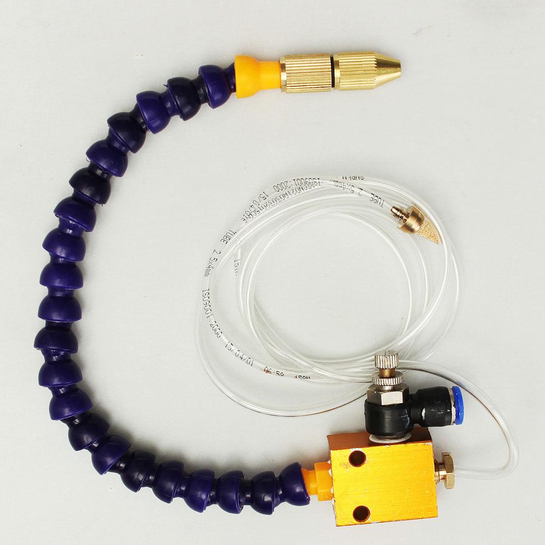 Mist Coolant Lubrication Spray System Unit for CNC Lathe Milling Machine Accessories