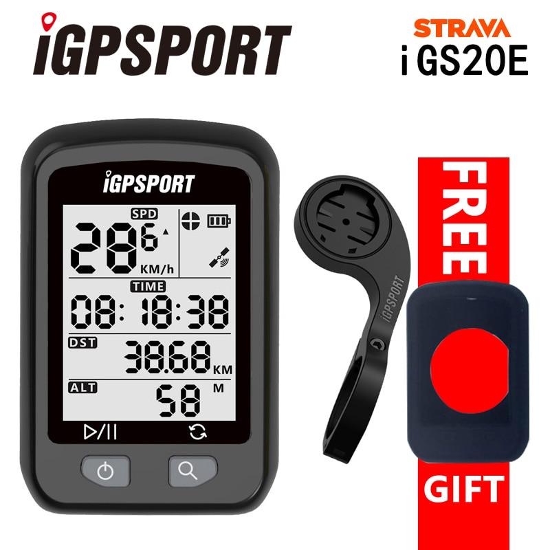 Igpsport igs20e gps bicicleta velocímetro computador compatível strava garmin 130 200 520 820 1030 bryton 310 330 530 igs50e igs618