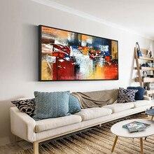Laminas de cuadros sobre decorativas horizontales toile peintures à lhuile lienzos cuadros decorativos modernos pour salon mur