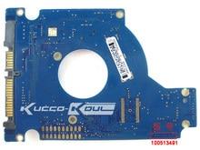 Sabit disk parçaları PCB mantık kurulu baskılı devre 100513491 Seagate 2.5 SATA hdd veri kurtarma sabit sürücü tamir