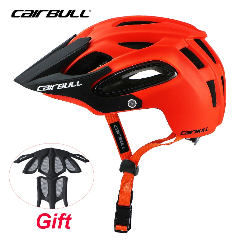 2020 alltrack mtb capacete de bicicleta all-terrai am/xc esportes fora de estrada capacete de bicicleta com extra anti-inseto almofada adultos ciclismo capacete