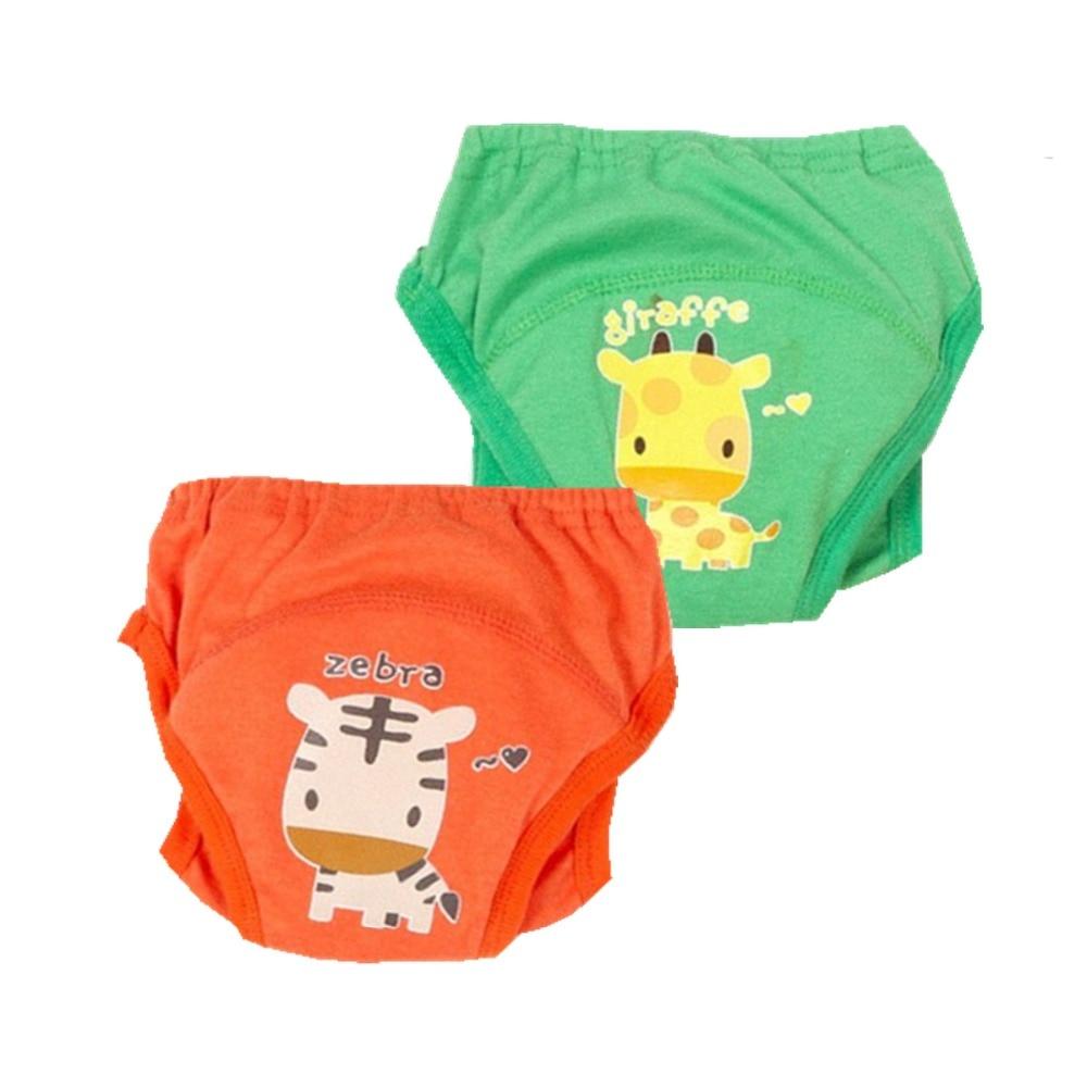 Pantalon de formation réutilisable pour bébés   Pantalon imperméable pour nourrissons, sous-vêtements en pot pour tout-petits, culotte de natation pour nouveau-né garçon et fille