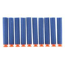 10 unids/lote de recarga de dardos pistola de juguete de francotirador disparador de balas con ventosa suave recarga de dardos para adultos juguetes para niños