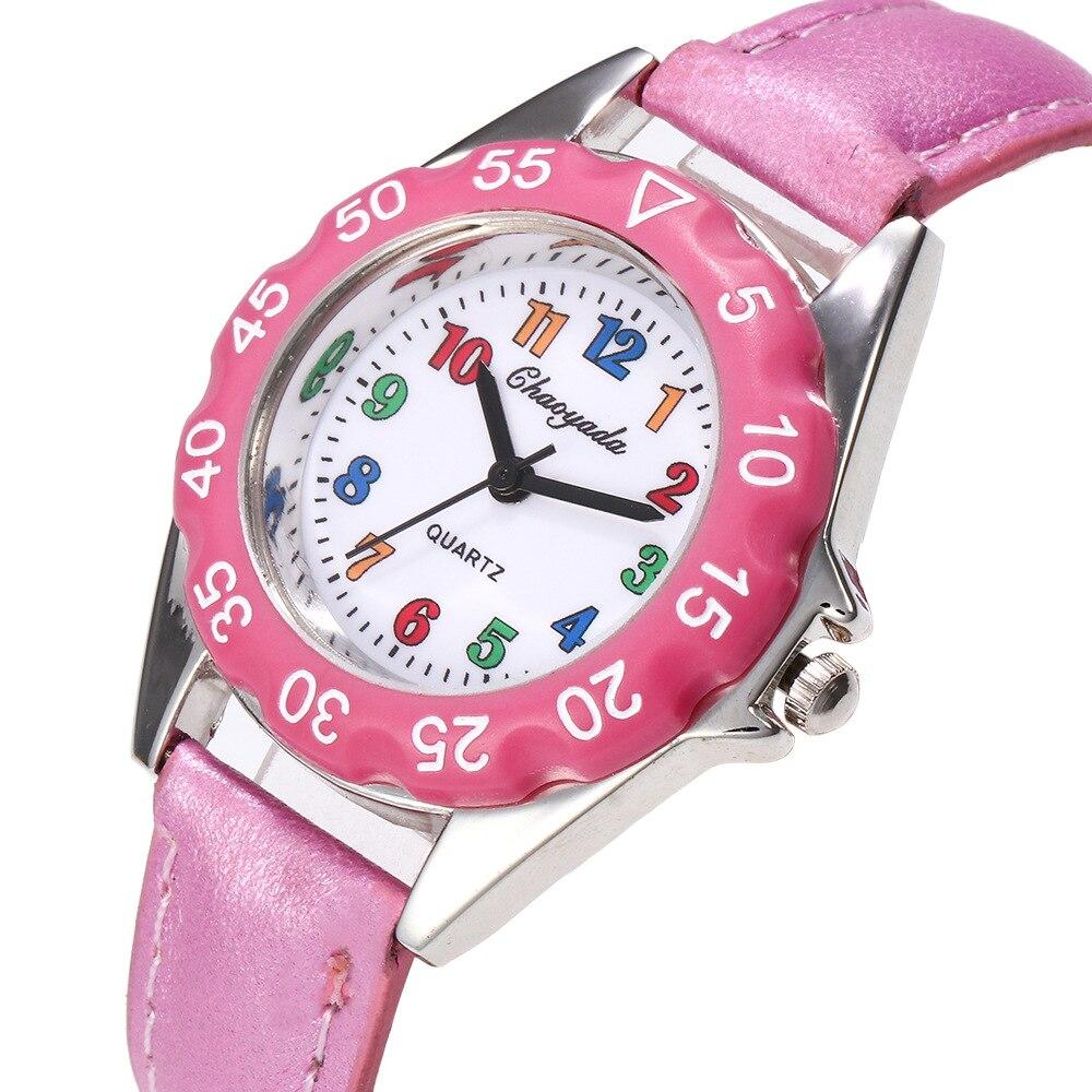 Модные детские часы для мальчиков, наручные часы с тканевым ремешком, студенческие повседневные кварцевые часы для мальчиков, Детские милые Мультяшные часы, 2018
