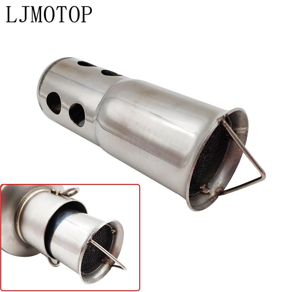 Глушитель для мотоцикла, глушитель шума, звук звука, глушитель для honda CBR 1000 RR 1000RR dio cr Cbr 600 yzf r3 MT07 mt 03 10 xmax