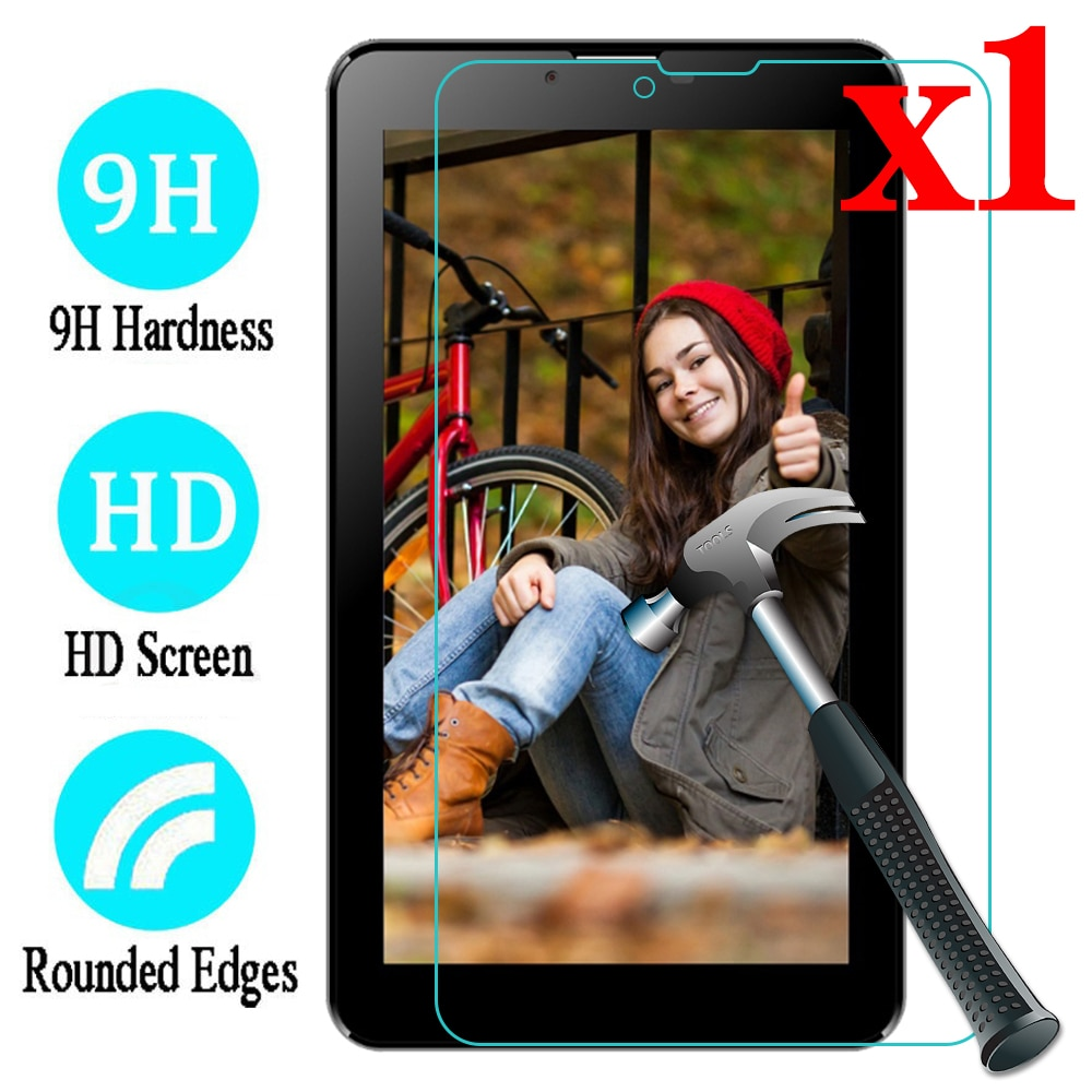 "A + Temperado Vidro Protetor de Tela LCD Guarda para 7 ""Archos 70 Xenon Cor/3 70 Archos Platina G filme tablet pc mid"